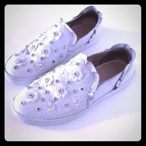 Kate Spade Slide on Sneakers